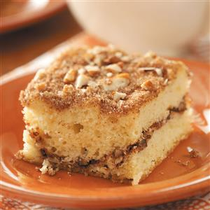 Taste Of Home Sour Cream Coffee Cake