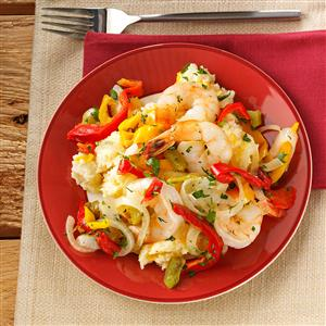 Southern Shrimp & Grits Recipe