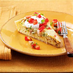 Southwest Breakfast Tart Recipe