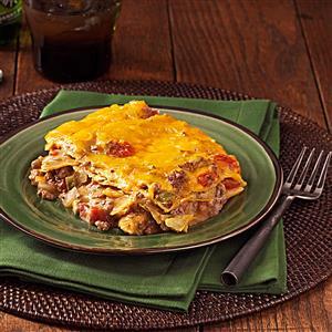 Southwest Enchilada Bake Recipe