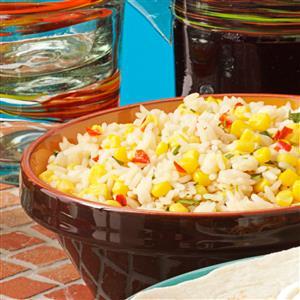 Southwest Rice Pilaf Recipe