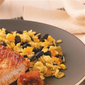 Southwest Rice Recipe