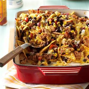 Southwestern Nachos Recipe