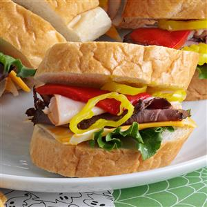 Special Sandwich Loaves Recipe