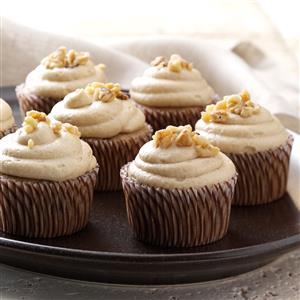 Spice Cupcakes Recipe