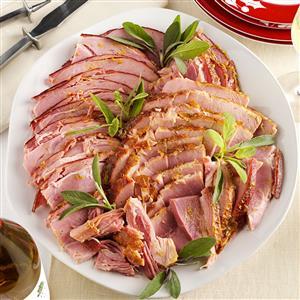 Spice-Rubbed Ham Recipe