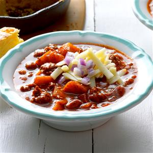 Spiced Apple Chili Recipe