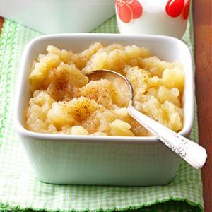 Spiced Applesauce Recipe