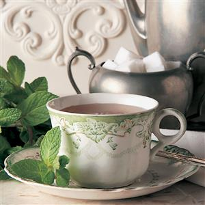 Spiced Mint Tea Recipe
