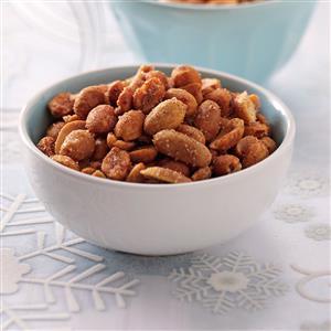 Spiced Peanuts Recipe