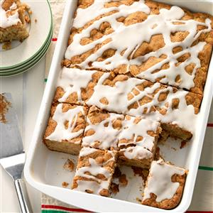Spiced Rum and Pear Cake Recipe