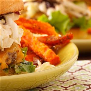 Spiced Sweet Potato Fries Recipe