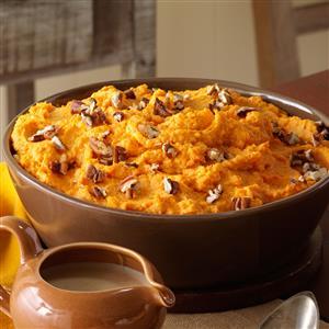 Spiced Sweet Potato Mash Recipe