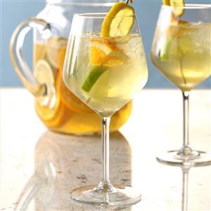 Spiced White Sangria Recipe