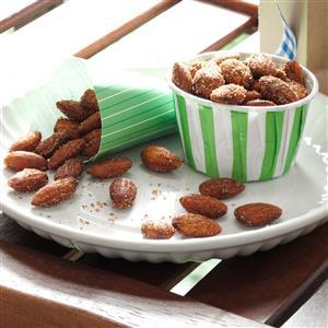 Spicy Almonds Recipe