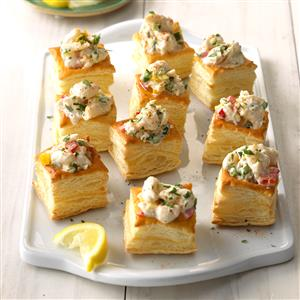 Spicy Crab Salad Tapas Recipe