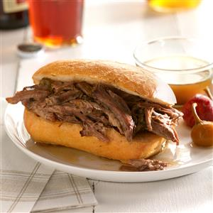 Spicy French Dip Recipe
