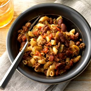 Spicy Goulash Recipe