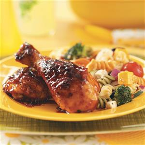 Spicy Grilled Barbecue Chicken Recipe