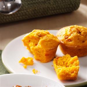 Spicy Salsa Muffins Recipe