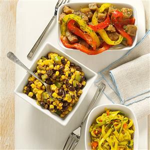 Spicy Zucchini Relish Recipe