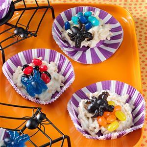Spider Nest Candies Recipe