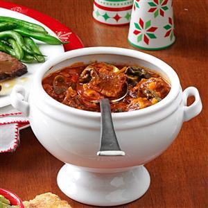 Spinach Beef Stew Recipe
