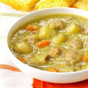 recipe: venison split pea soup [20]