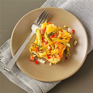 Spring Morning Casserole Recipe