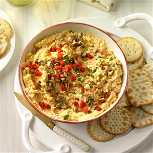 Spruced-Up Cheese Spread Recipe