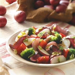 Steak & New Potato Toss for Two Recipe