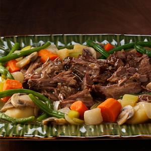 Stovetop Pot Roast Recipe