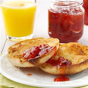 Strawberry-Kiwi Jam Recipe