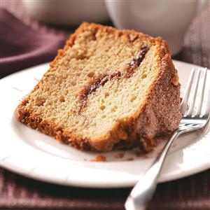 Streusel Nut Coffee Cake Recipe