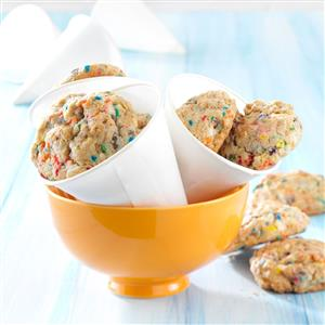 Sugar Cone Chocolate Chip Cookies Recipe