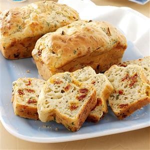 Sun-Dried Tomato Provolone Bread Recipe