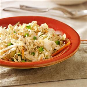 Sunflower Noodle Coleslaw Recipe