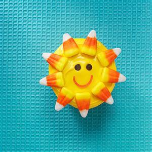 Sunshine Cupcakes Recipe