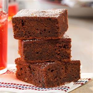 Super Spud Brownies Recipe