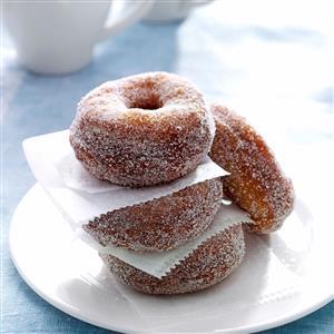 Swedish Doughnuts Recipe