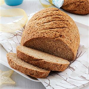 Swedish Limpa Bread Recipe