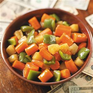 Sweet & Sour Carrots Recipe