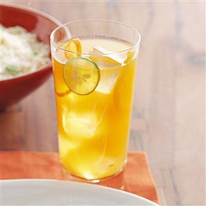 Sweet Citrus Iced Tea Recipe