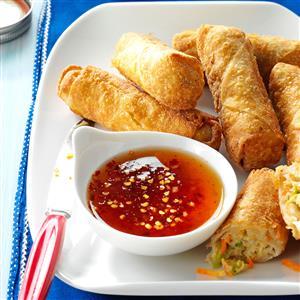 Sweet-Hot Asian Dipping Sauce Recipe