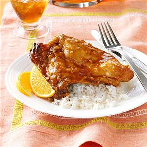 Sweet Orange Chicken Recipe