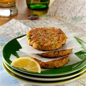 Sweet Potato Crab Cakes Recipe