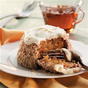 Sweet Potato Mini Cakes Recipe