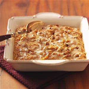 Sweet Potato Praline Swirl Recipe
