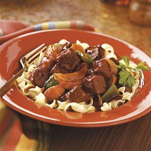 Sweet-Sour Beef Recipe