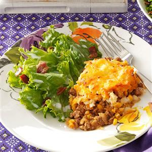 Sweet-Sour Lettuce Salad Recipe